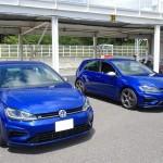 VW ゴルフR・GTIレッスン:セミプライベートレッスン(少人数ドライビングレッスン)を定期的に開催