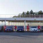 第3回フォルクスワーゲン ゴルフR・GTI少人数レッスン開催